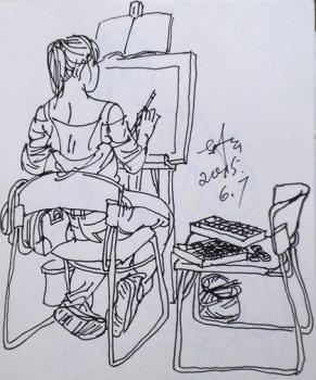 家具 简笔画 手绘 书架 线稿 装修 291_350-简笔画 手绘 书架