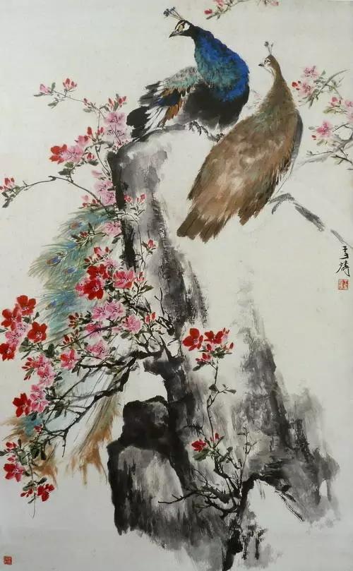 中国画,一定要讲画理、画情、画趣!