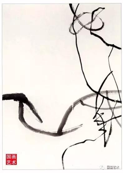 葡萄藤蔓手绘黑白