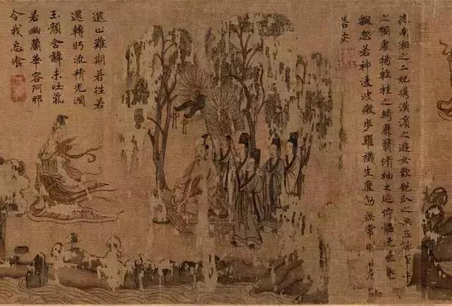 """""""线""""才是中国画的精髓和灵魂!"""