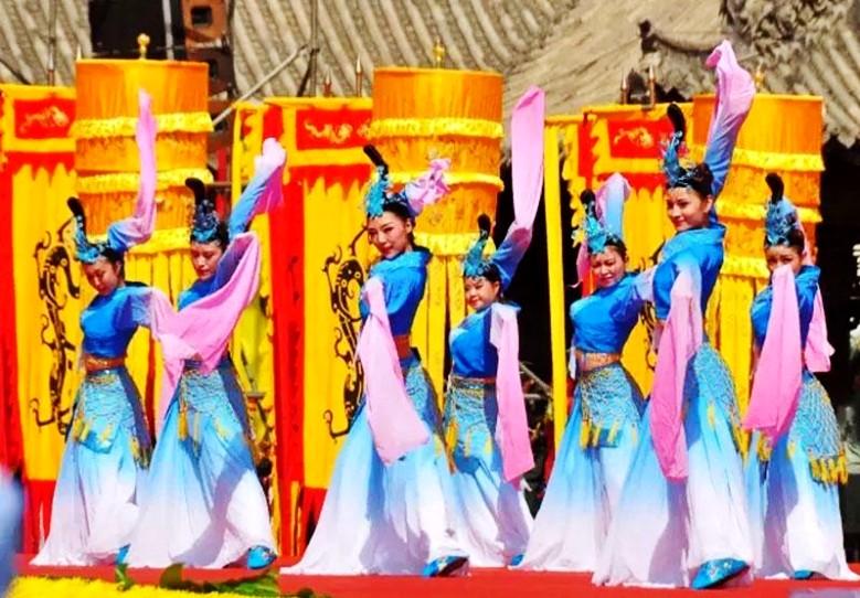 2017(丁酉)年公祭中华人文始祖伏羲大典在甘肃天水举行