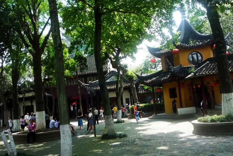 江苏行――寒山寺