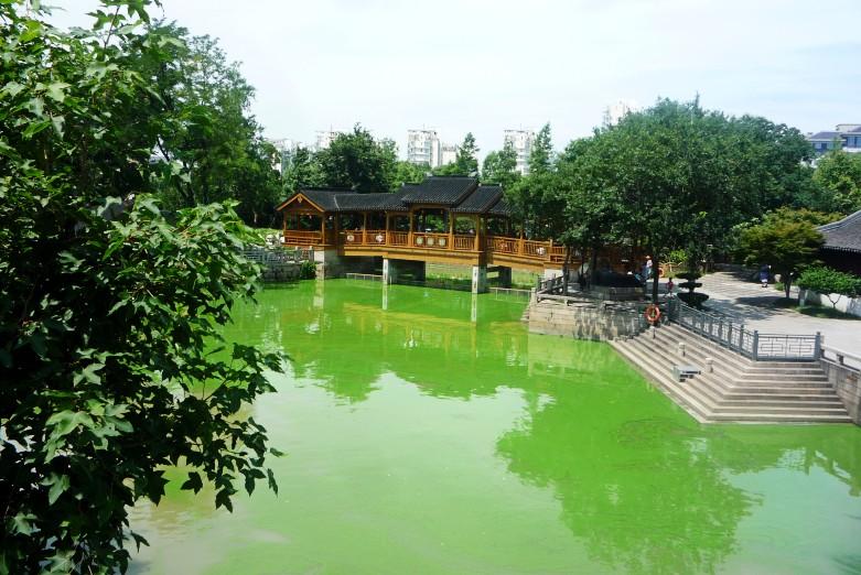 江苏行――枫桥景区