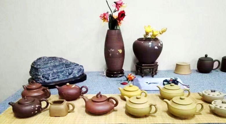 江苏行――宜兴市丁蜀镇洋渚村