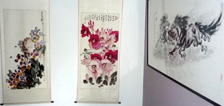 江苏行――宜兴徐悲鸿故居