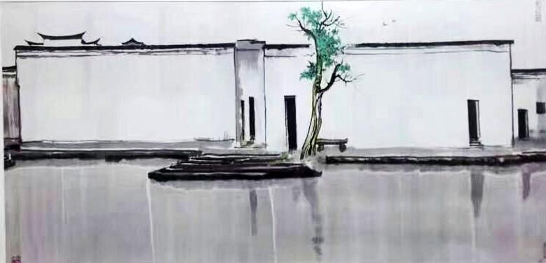 江苏行――宜兴吴冠中艺术馆